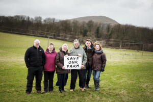 Small Landholding tenant farmer faces eviction
